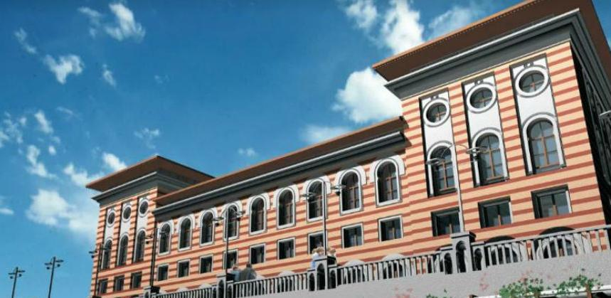 Nastavljeni radovi na obnovi hotela Neretva