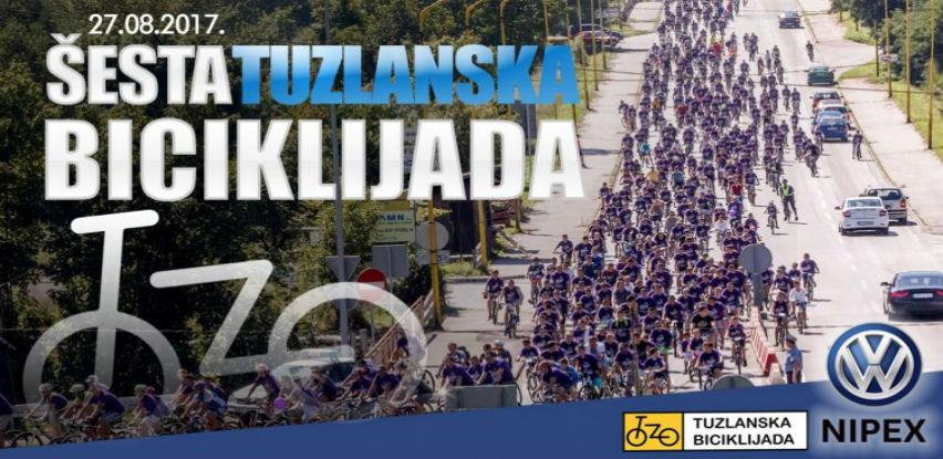 Tuzlanska biciklijada - Propagiranje zdravog načina života