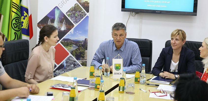 """Grad Zenica pomaže mlade Zeničane koji pokreću svoj """"Prvi biznis"""" sa 84.000 KM"""