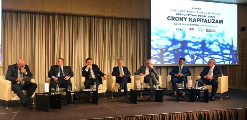 """Bosna i Hercegovina ima najveće uslove za razvoj """"crony"""" kapitalizma"""