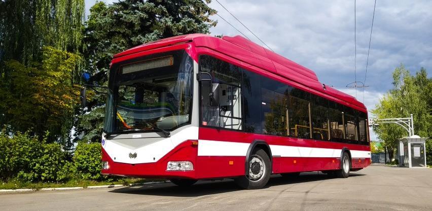 Sarajevo za 15 miliona eura kupuje bjeloruske trolejbuse