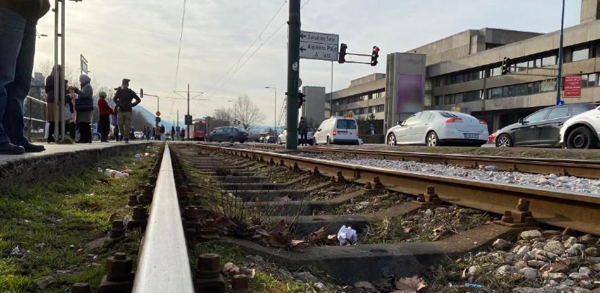 Koliko će trajati rekonstrukcija tramvajske pruge u Sarajevu?