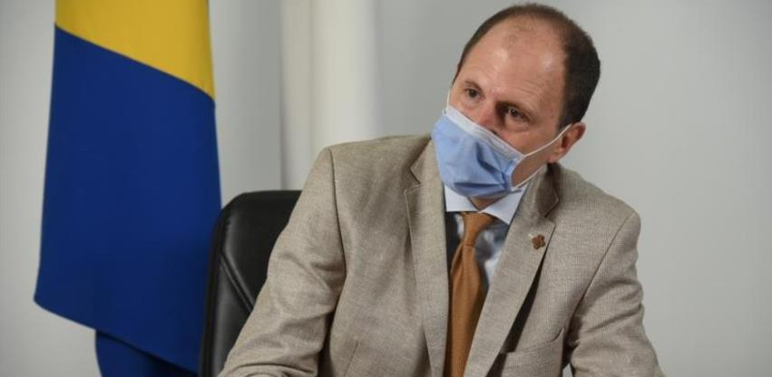 Nenadić prenio ovlasti: Anis Krivić obavljat će funkciju premijera KS