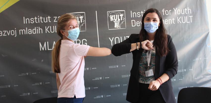 KULT izdvojio 20.000 KM za inicijative mladih