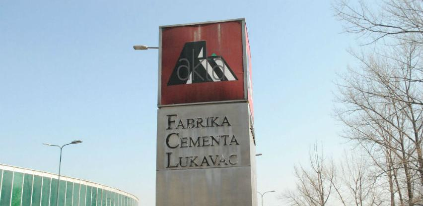 Nova uprava u fabrici Cementa Lukavac