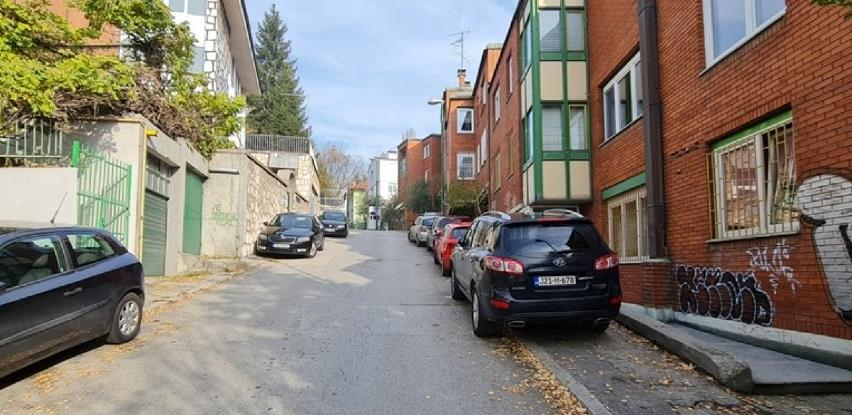 Obnavlja se Tepebašina ulica u Općini Centar