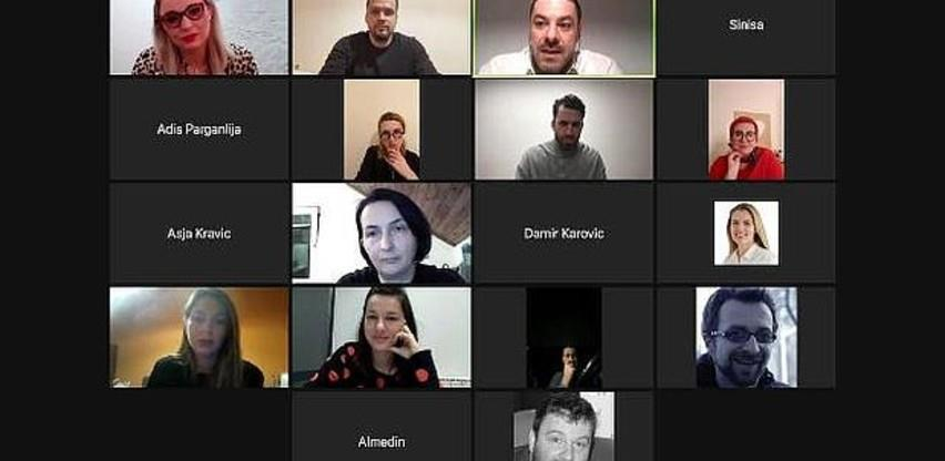 "Održan prvi ""Zenica Meet Up"": Transfer znanja - budućnost Zenice i BiH"