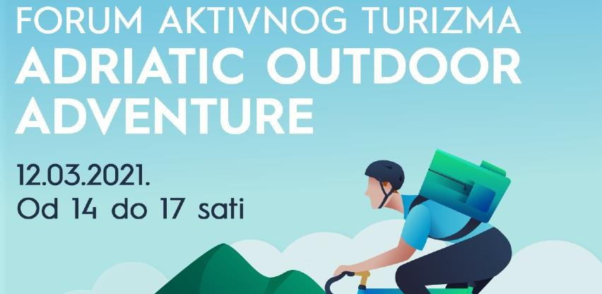 "Forum ""Adriatic Outdoor Adventure"""