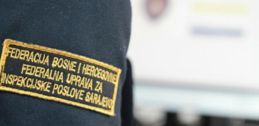 Inspektori Porezne uprave FBiH izvršili 128 inspekcijskih nadzora