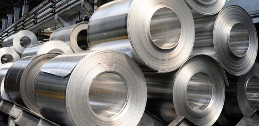 Izvoz metalske i elektroindustrije BiH manji za skoro pola milijarde KM
