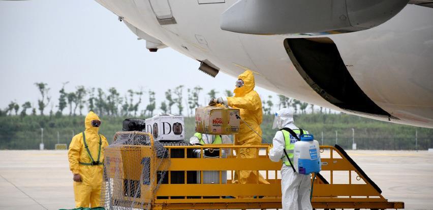 Prvi međunarodni putnički avion sletio u Wuhan nakon osam mjeseci