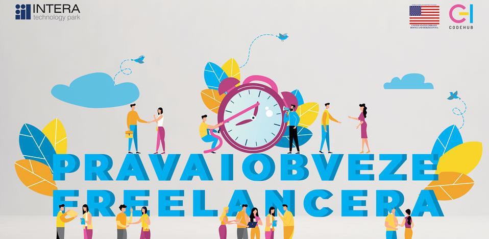 Upoznajte se s pravima freelancera kroz besplatnu radionicu u Code Hub-u