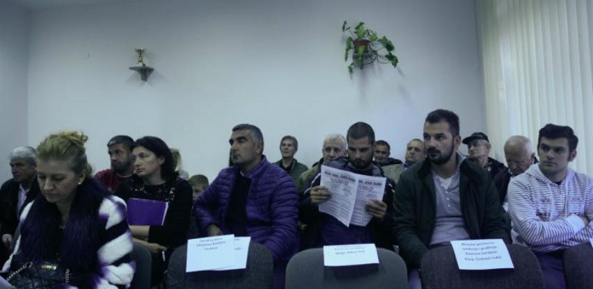 Javna rasprava o problemima i rješenjima za Gradsku deponiju 'Smiljevići'