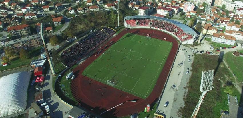 Tuzlanski gradski stadion dobija nove sadržaje - otvoren javni poziv za izvođače