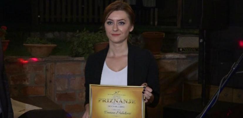 Novinarki BN TV Danini Milaković dodijeljeno priznanje Novinar godine