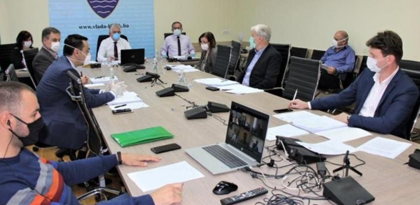 """Vlada HNŽ-a nastavlja aktivnosti vezane za primjenu """"korona zakona"""""""