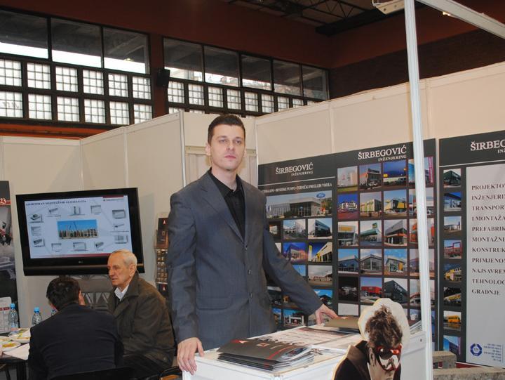 Širbegović ove godine gradi pet novih objekata Binga i FIS u Bihaću