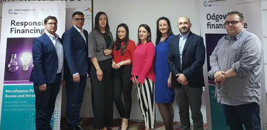 Trening za savjetnike resurnih centara iz oblasti finansijskog savjetovanja
