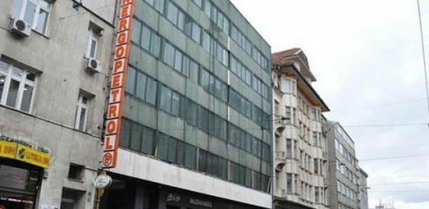 Energopetrol prodaje zgradu u centru Sarajeva