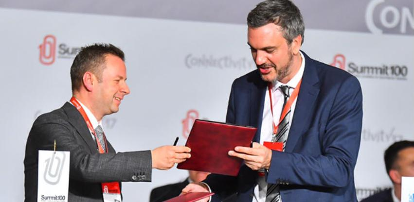 Potpisan Memorandum o saradnji između Samita100 i KIF ZB6