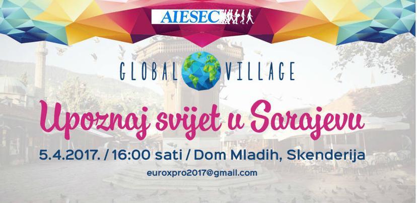Svijet nam dolazi u Sarajevo 5. aprila!
