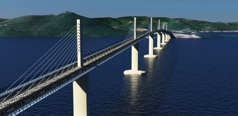 Pelješki most: Legitimni interesi BiH ostat će netaknuti