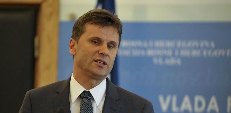"""Novalić: Probleme u """"Hidrogradnji"""" rješava stečajni upravnik, a ne Vlada"""