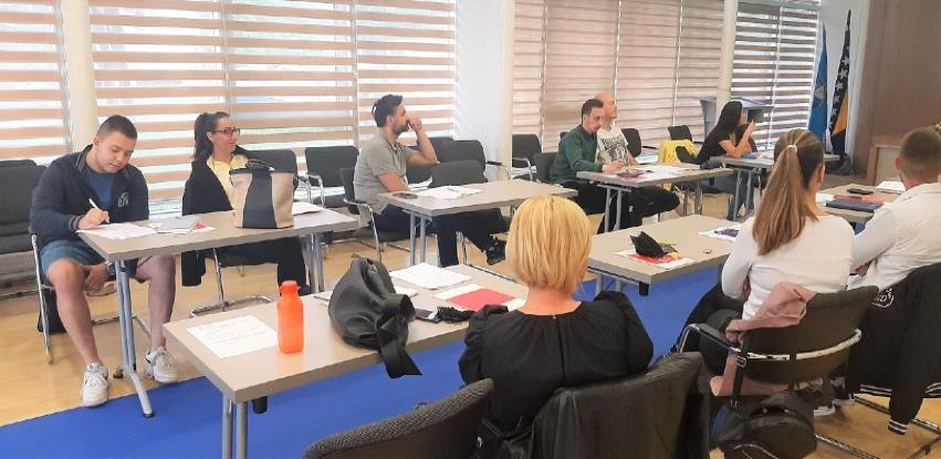 Počela obuka za buduće preduzetnike sa područja Općine Novo Sarajevo