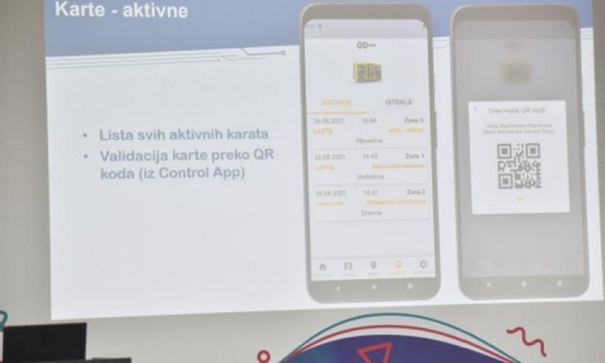 Predstavljeno digitalno rješenje 'Go Bus' kreirano pod mentorstvom LANACO-a