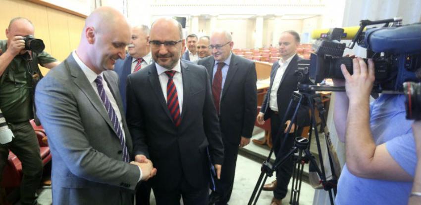 Tolušić i Horvat: Spasili smo Agrokor i hrvatsko gospodarstvo