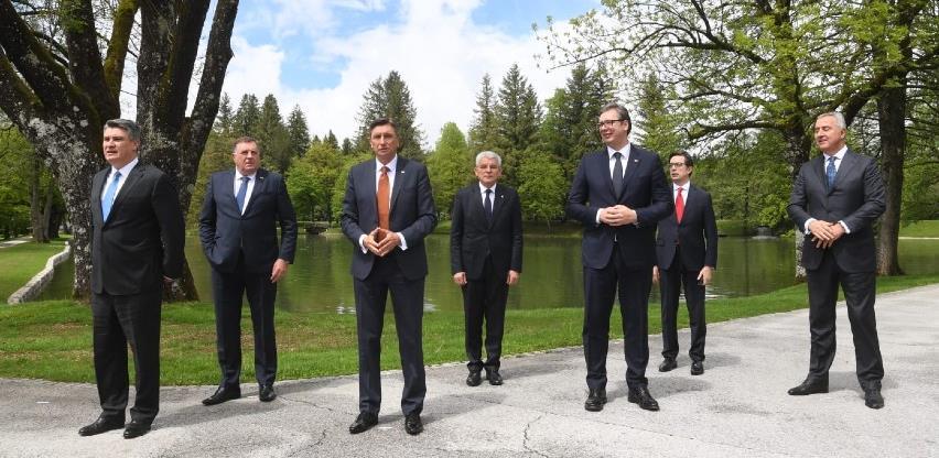 Brdo kod Kranja: Regija posvećena proširenju EU-a