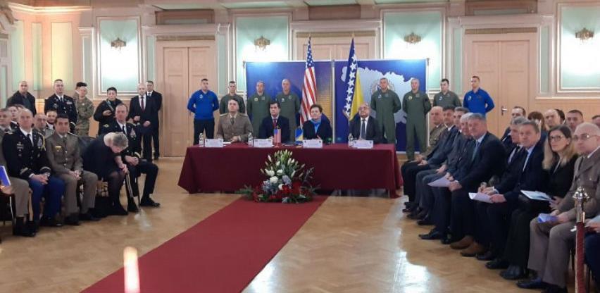 Potpisan ugovor vrijedan 7,5 miliona KM za nabavku helikoptera OSBiH