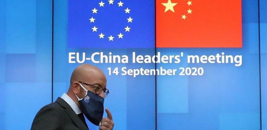 Kina izgurala SAD s mjesta glavnog trgovinskog partnera Europske unije