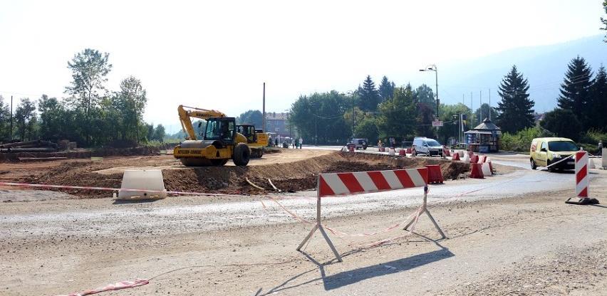 Nastavak izgradnje saobraćajnice sa tramvajskim pojasom Ilidža-Hrasnica