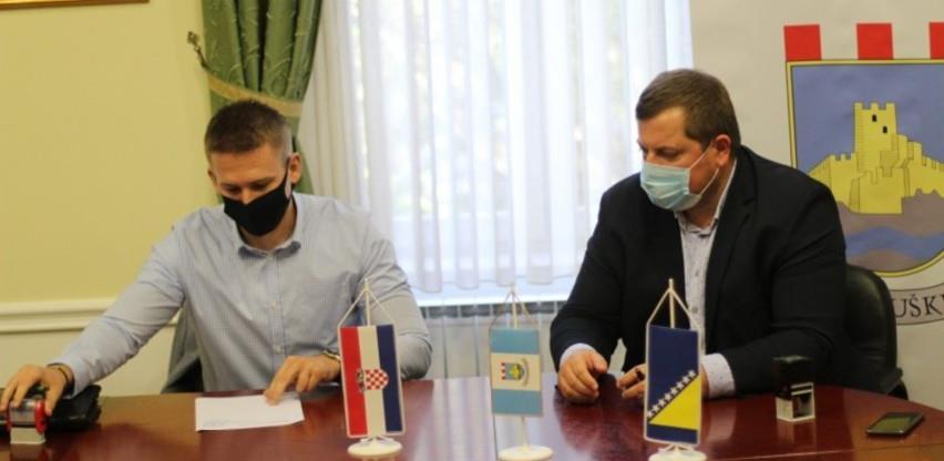 Potpisan ugovor kojim se najavljuje izgradnja tvornice braća Pivac u Ljubuškom