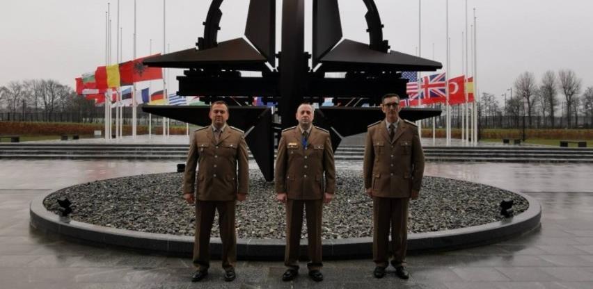 Vojni dio Misije BiH na sastanku Vojnog odbora NATO-a u Bruxellesu