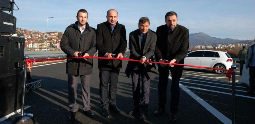 Puštena u promet novoizgrađena dionica LOT-a 2C Sarajevske obilaznice