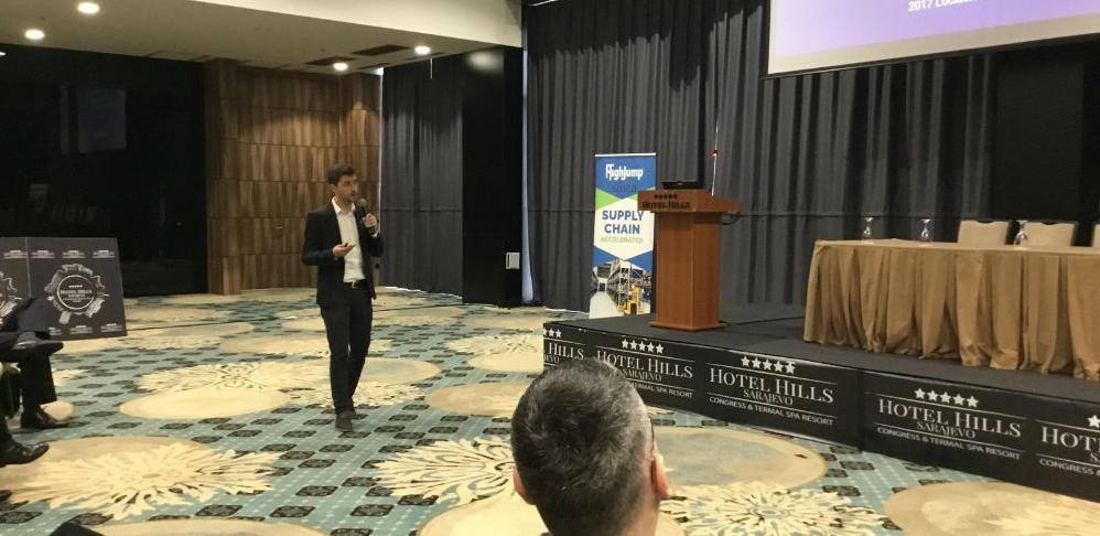 Na SCM konferenciji predstavljen najuspješniji Blockchain projekat u regiji
