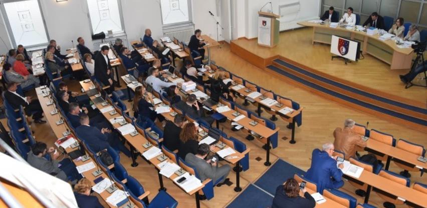 Skupština KS o (ne)povjerenju Vladi KS 23. novembra