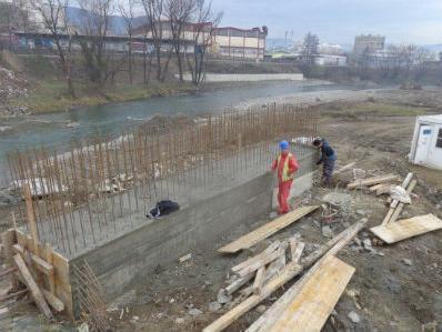 Nastavljeni radovi na izgradnji mostu u Česmi