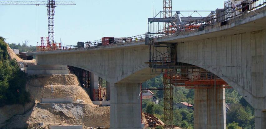 Više od milijardu KM za gradnju autocesta stoji u Parlamentu BiH