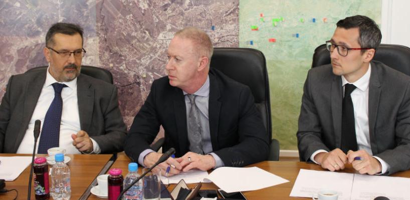 Potpisivanje ugovora o zajmu za rekonstrukciju vodovodne mreže 10. maja