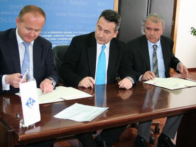 Potpisan ugovor o koncesiji: Izgradnja HE Janjići počinje 2015. godine