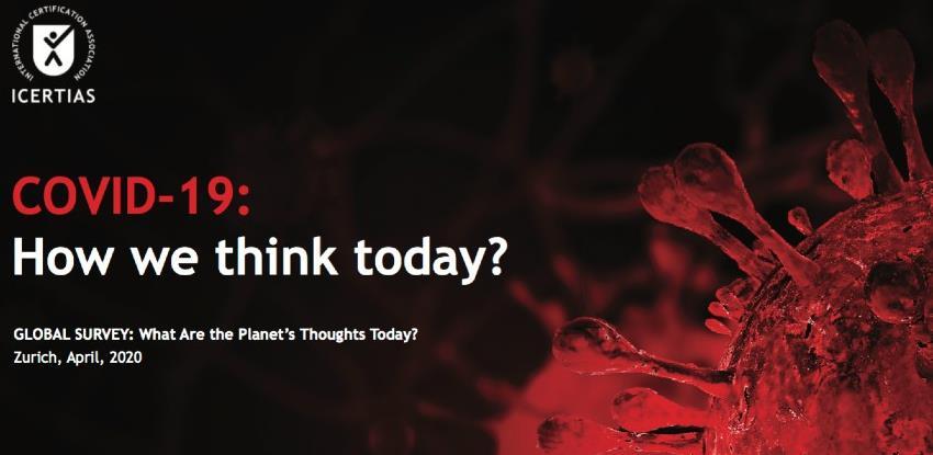 Evo kako razmišlja svijet: Korona plaši sve, čovječanstvu treba ljubav