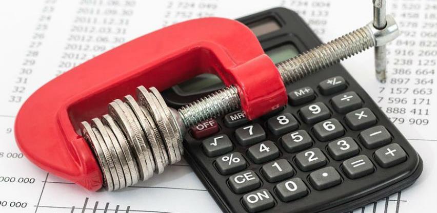 U BiH 51.562 privredna subjekta imaju najmanje jedan blokiran račun