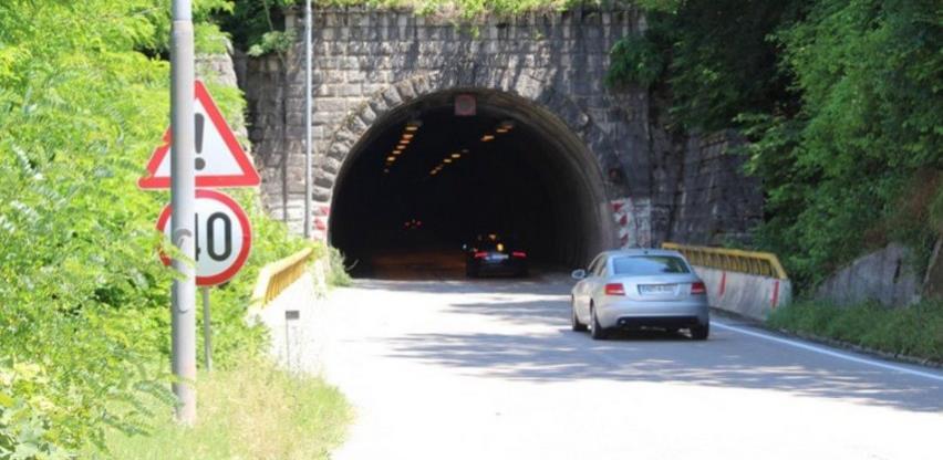 """Tunel """"Crnaja"""" donosi crnu budućnost hercegovačkoj privredi"""