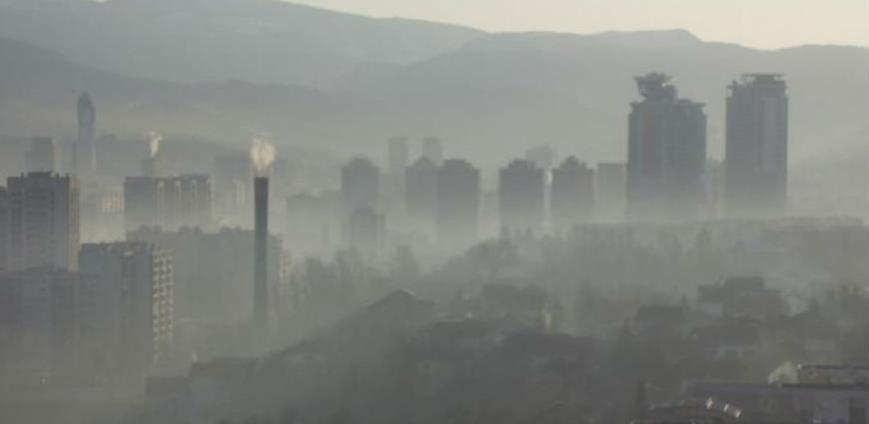 Glavni grad BiH među deset najzagađenijih gradova na svijetu