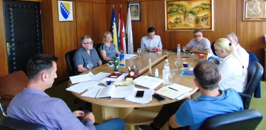Eksperti iz Njemačke boravili u Jajcu, razgovaralo se o projektu zbrinjavanja otpada u SBK