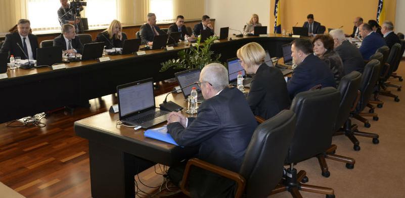 """Vlada FBiH o proceduri donošenja Odluke o """"Sarajevo-osiguranju"""""""