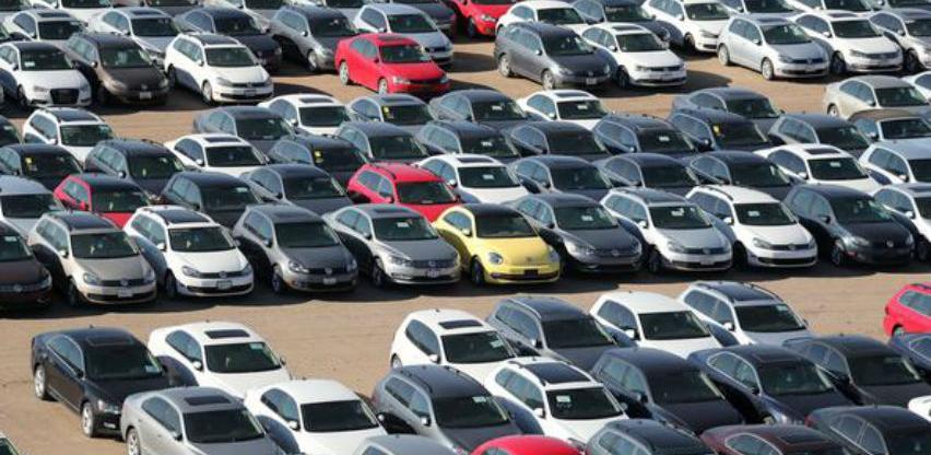 U 2018. registrirana 645.044 vozila, više od pola ih starije od 15 godina